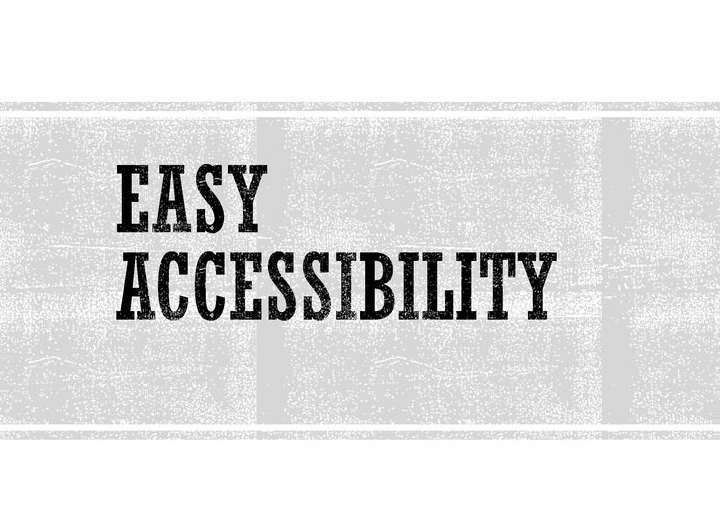 Easy Accessibility