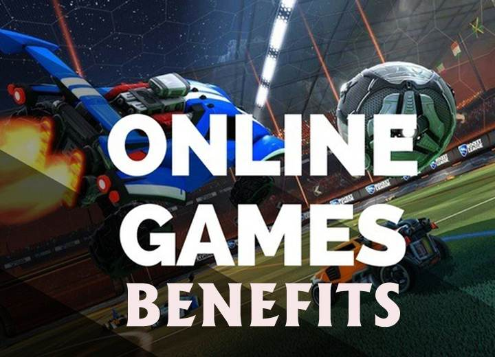 Benefits Playing Online Games
