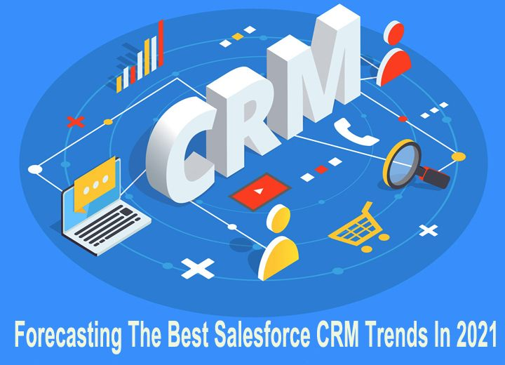 Forecasting The Best Salesforce Customer Relationship Management (CRM) Trends In 2021