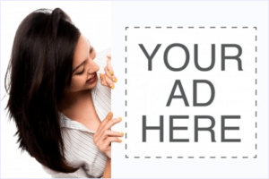 place your ad hare