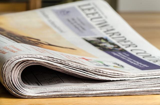 RNI registration for newspaper