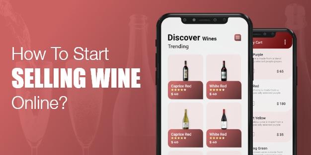 Online Wine Selling