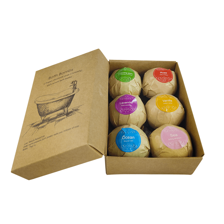Custom Bath Bomb Boxes Can Help Your Brand Become Popular