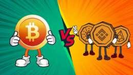 AltCoins vs Bitcoin