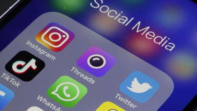 Popular Social Media Apps